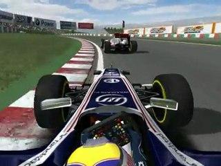 F1 Atope 2012  2ª Carrera GP Japon