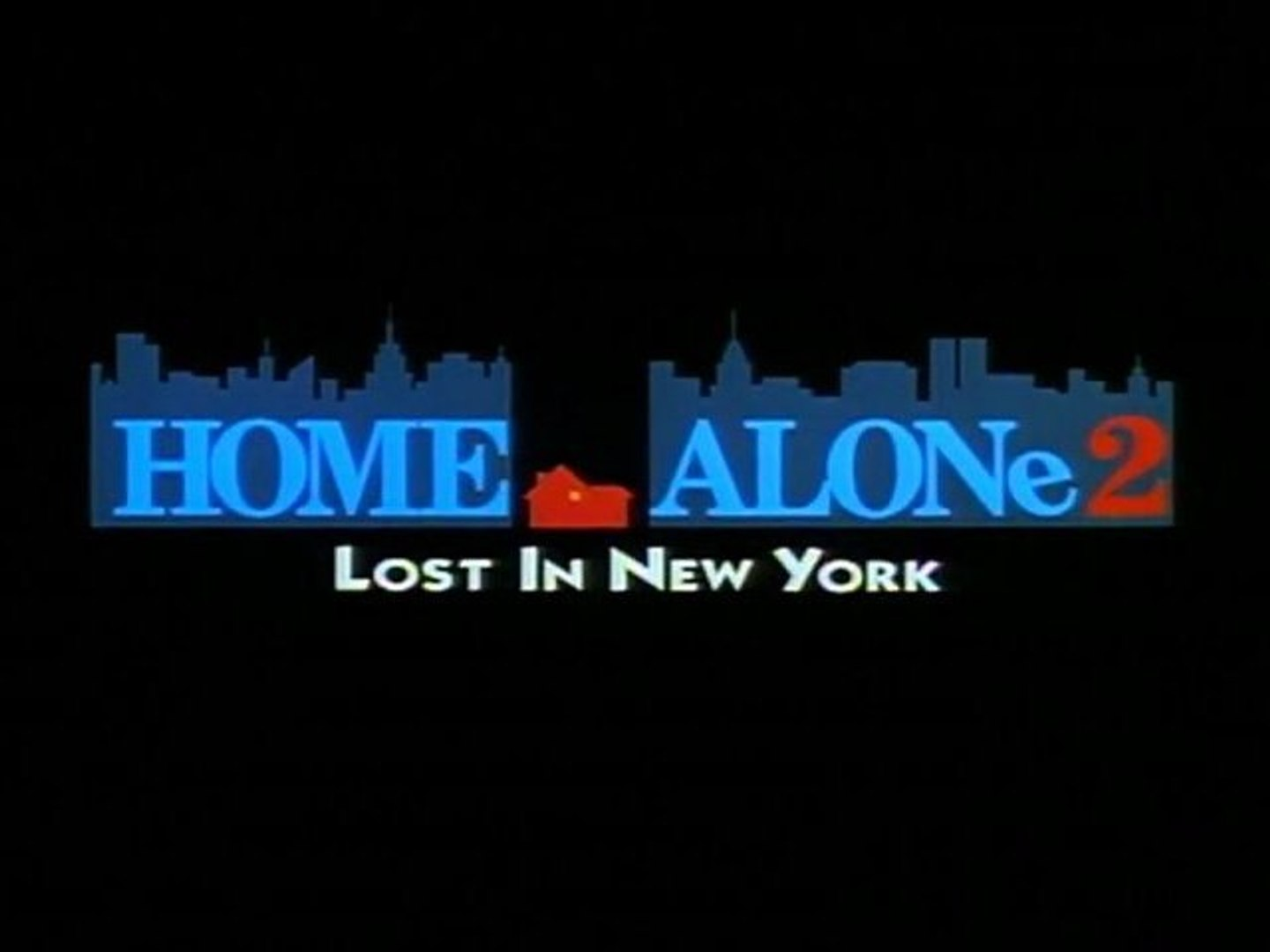 Home Alone 2 : Lost in New York (1992) - Official Trailer [VO-HD]