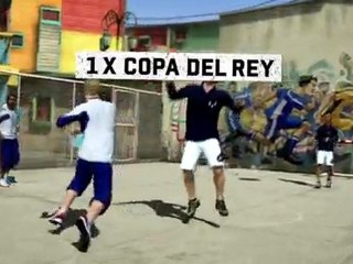 Lionel Messi - The Best In The World de FIFA Street