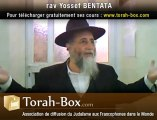 L'alliance : Le Fondement Du Judaisme - rav Yossef BENTATA (Torah-Box.com)