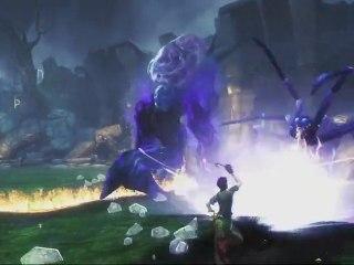 New Footage de Sorcery