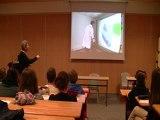 Conférence d'un chercheur- Lycée Saint louis