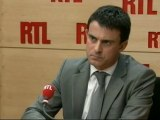 """Manuel Valls, porte-parole de campagne de François Hollande, sur Mélenchon à la Bastille : """"La colère ne suffit pas"""""""