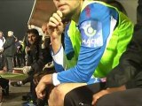 Chamois-Nîmes : Coulisses et ITW