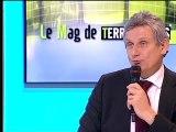 Franck Garnier - Interview le Mag Terre d'infos, 29 février 2012