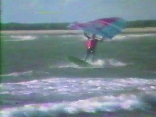 BIRDSAIL Roland le BAIL 1982 baie de PLOUHARNEL ralentis