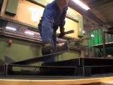 ESCALIERS DECORS - Création et Fabrication d'escaliers métalliques - Usine - 1