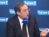 En duplex de Toulouse : Jean-Pierre Elkabbach avec Claude Guéant sur Europe 1