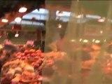 TELETHON 2011 : chromosome géant en ballons à Nancy (Meurthe et Moselle-54)