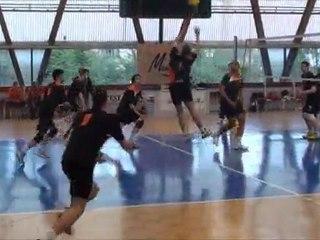 Equipe Espoir 2011-2012 Narbonne Volley