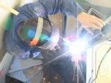ESCALIERS DECORS - Création et Fabrication d'escaliers métalliques - Pose 1