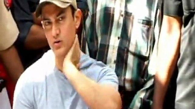 Aamir Khan Celebrates His 47th Birthday - Unplugged