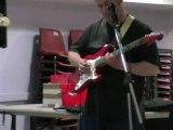 Blue Monk (Thelonious MONK) Atelier Blues Gérard PORTEBOIS