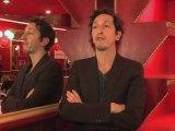 Stéphane Foenkinos, auteur et réalisateur, soutient François Hollande