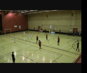 Sheffield vs. Middlesbrough FA Futsal League highlights