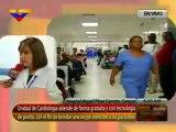 (VIDEO) Más de 60 marcapasos mensuales son colocados en la Unidad Cardiológica del Hospital Pérez Carreño 19.03.2012