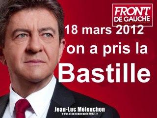 (RE) PRISE DE LA BASTILLE 2012