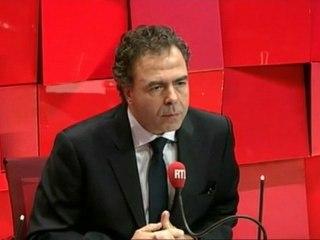 Luc Chatel invité de Jean-Michel Aphatie sur RTL - 20 mars 2012