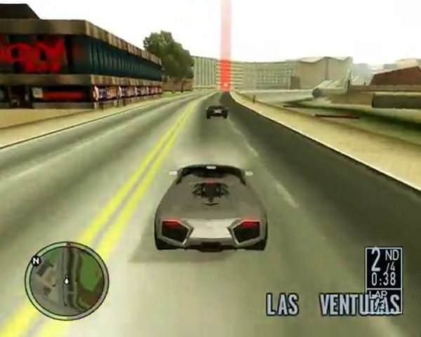 GTA Grand Carma - (Weapons Races Test CLEO)