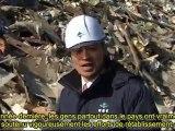 Pression du gouv. du Japon pour incinérer les débris radioactifs  dans tout le pays 28.01.2012