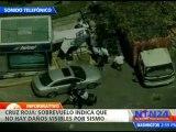 Presidente de la Cruz Roja mexicana entrega informe inicial sobre sismo de magnitud 7.8