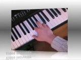 Cours de piano - Les renversements d'accords de 4 sons