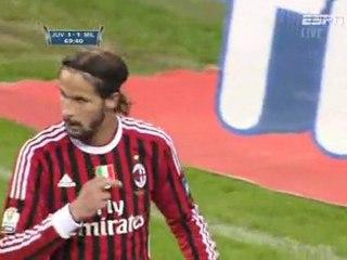 Coppa Italia JUVENTUS vs AC Milan Second Half 20-3-2012