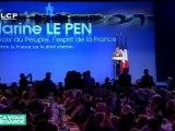 Marine Le Pen ne décolle pas dans les sondages