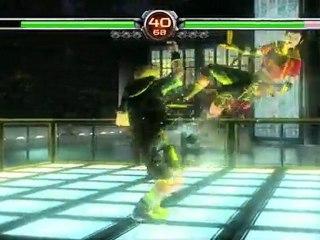 VF5 Final Shodown vu par Chibita de Virtua Fighter 5 Final Showdown