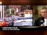 Exclu BFMTV : interview de l'avocat du suspect de la tuerie de Toulouse