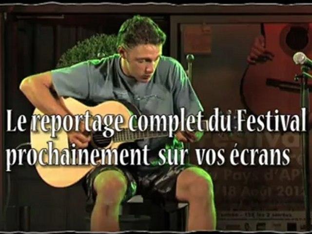 TEASER: FESTIVAL DE GUITARE amateur 2012 à Apt