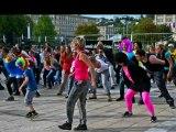 Flash Mob In Le Havre 2012 photos