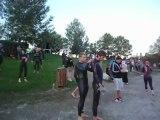 Triathlon d'Aix en Provence lac de Peyrolles !