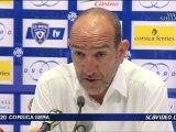 [S.C.Bastia] Incidents avec les CRS (après le match Bastia-Paris)