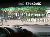Rallye d'Envermeu 2012 ES5 équipage Pisak, Dallemagne