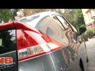 Mondial 2012 : La Citroën par Lacoste et le Scooter selin Mini (archive 2010)