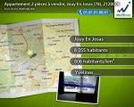 Appartement 2 pièces à vendre, Jouy En Josas (78), 212000€