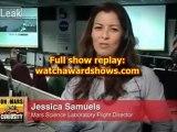 NASA Mars Curiosity Exploration Rover Update