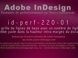 id-perf-220-01 - Grille lignes de base avec nombre lignes qui tombe juste - InDesign SD - Dambermont