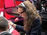 Charlotte des Georges fait son billet du jour dans A La Bonne Heure du 24/09/2012