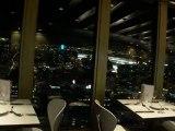 Australie - Sydney : dîner au restaurant panoramique de la Sydney Tower
