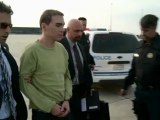 Luka Rocco Magnotta returned to Montreal
