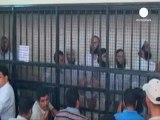 Quatorze militants islamistes égyptiens condamnés à...