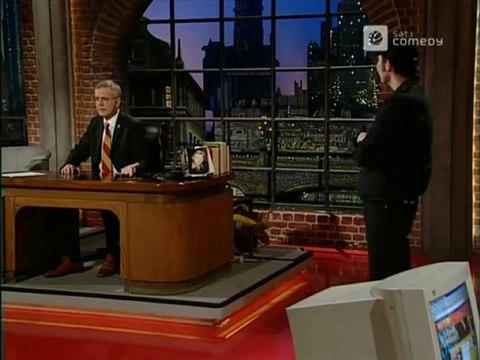 Die Harald Schmidt Show vom 13.02.2001