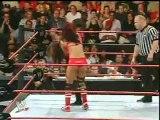 wwe divas raw 12-18-06 mickie james vs victoria