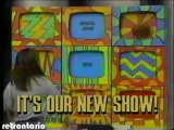 MuchMusic Test Pattern Dan Gallagher 1989