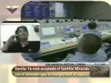 (Vídeo) Satélite Miranda será lanzado al espacio en la medianoche del viernes