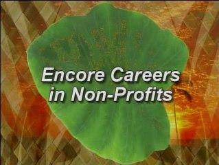 Encore Careers in Non-Profit