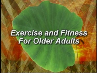Exercise & Fitness for Older Adults
