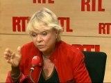 """Eva Joly, eurodéputée EELV : """"Ce n'est pas parce que Cécile Duflot a une muselière que les écologistes sont en laisse"""""""